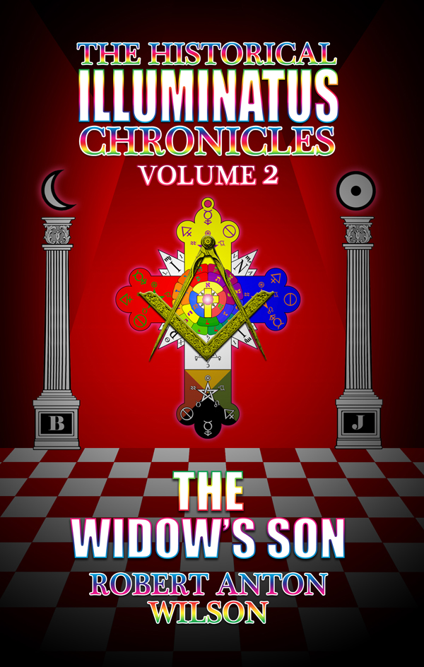 Widow's Son: Historical Illuminatus Chronicles Vol. 2